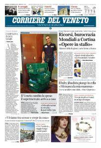 Corriere del Veneto Vicenza e Bassano - 25 Febbraio 2018