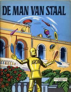Archie De Man Van Staal - 02 - De Juwelenfeesten In India Andere scan