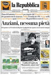 la Repubblica - 17 Aprile 2020