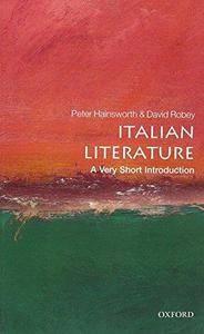 Italian Literature: A Very Short Introduction (Repost)