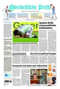 Oberhessische Presse Marburg/Ostkreis - 29. April 2019