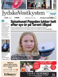 JydskeVestkysten Varde – 24. juni 2020