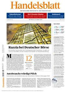 Handelsblatt - 28. August 2019