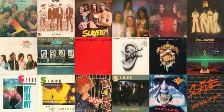 Slade: Collection (1969 - 1994) [Vinyl Rip 16/44 & mp3-320]