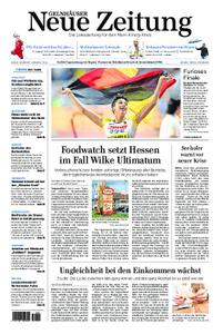 Gelnhäuser Neue Zeitung - 07. Oktober 2019