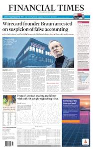 Financial Times Europe - June 24, 2020