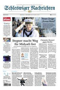 Schleswiger Nachrichten - 04. September 2018