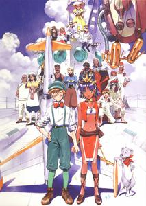 Fushigi no Umi no Nadia (1990-1991)