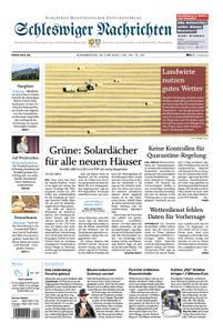 Schleswiger Nachrichten - 25. Juni 2020