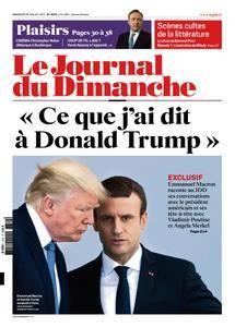 Le Journal du Dimanche - 16 juillet 2017
