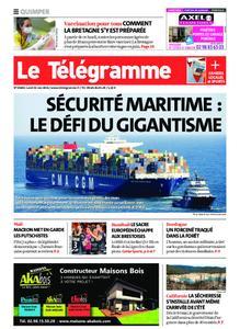 Le Télégramme Quimper – 31 mai 2021