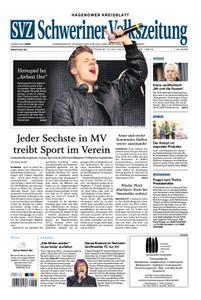 Schweriner Volkszeitung Hagenower Kreisblatt - 10. Juli 2019