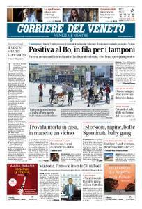 Corriere del Veneto Venezia e Mestre – 24 luglio 2020