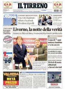 Il Tirreno Livorno - 20 Marzo 2018