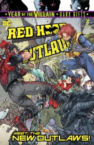 Red Hood-Outlaw 037 2019 Digital Oracle