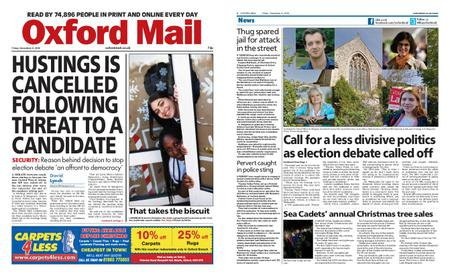 Oxford Mail – December 06, 2019