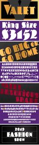 Valet Pro Font
