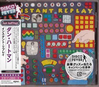 Dan Hartman - Instant Replay (1978) [2018, Japan]