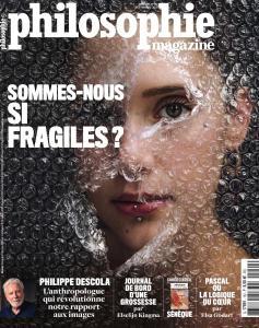 Philosophie Magazine France - Septembre 2021