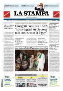 La Stampa Torino Provincia e Canavese - 23 Settembre 2018
