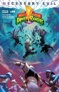 Mighty Morphin Power Rangers 049 2020 Digital