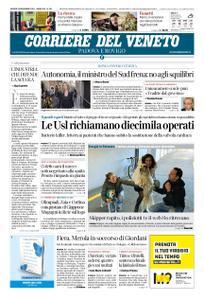 Corriere del Veneto Padova e Rovigo – 29 novembre 2018