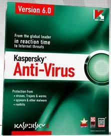 Portable Kaspersky AV v6.0.1.41 Final