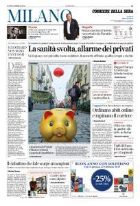 Corriere della Sera Milano – 04 febbraio 2019