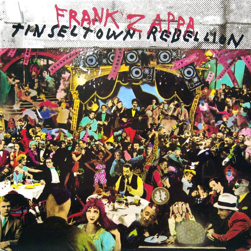 Frank Zappa: Collection (1969 - 1981) [Vinyl Rip 16/44 & mp3
