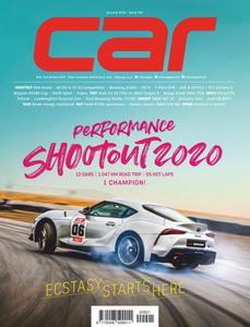 Car South Africa - January 2020