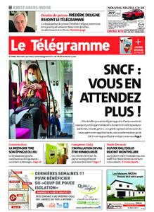 Le Télégramme Brest Abers Iroise – 02 juin 2021