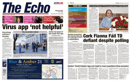Evening Echo – April 07, 2021