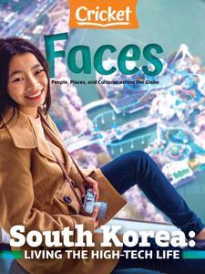 Faces - May 2021
