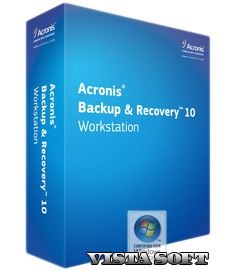 Acronis Backup & Recovery Advanced Workstation 10.0.11105