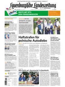 Lauenburgische Landeszeitung - 04. Mai 2018
