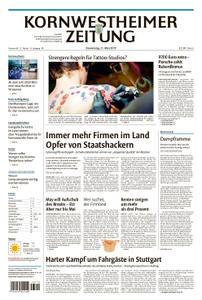 Kornwestheimer Zeitung - 21. März 2019