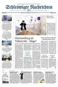 Schleswiger Nachrichten - 20. November 2017