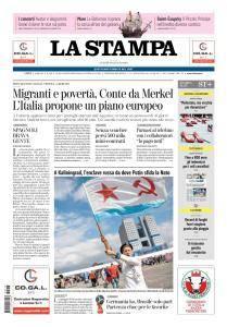 La Stampa Imperia e Sanremo - 18 Giugno 2018
