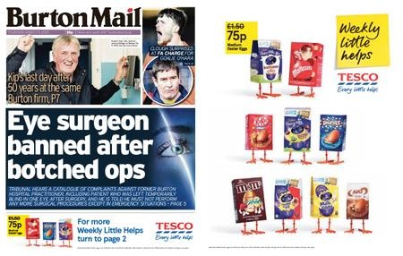Burton Mail – March 05, 2020