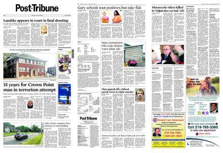 Post-Tribune – August 21, 2018