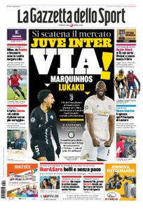 La Gazzetta dello Sport Sicilia – 23 maggio 2019