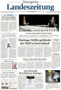 Thüringische Landeszeitung – 31. August 2019