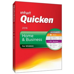 Intuit Quicken Home & Business 2016 R6 25.1.6.5