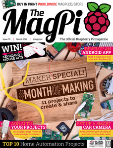 The MagPi - March 2019