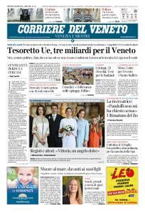Corriere del Veneto Venezia e Mestre – 30 giugno 2020