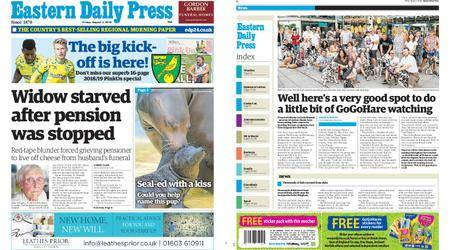 Eastern Daily Press – August 03, 2018