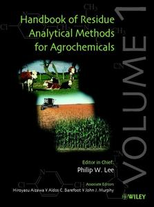 Handbook of Residue Analytical Methods for Agrochemicals