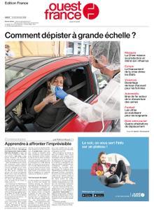 Ouest-France Édition France – 30 mars 2020