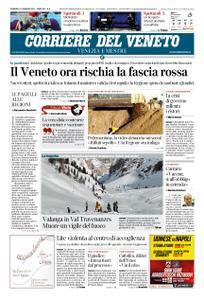 Corriere del Veneto Venezia e Mestre – 10 gennaio 2021