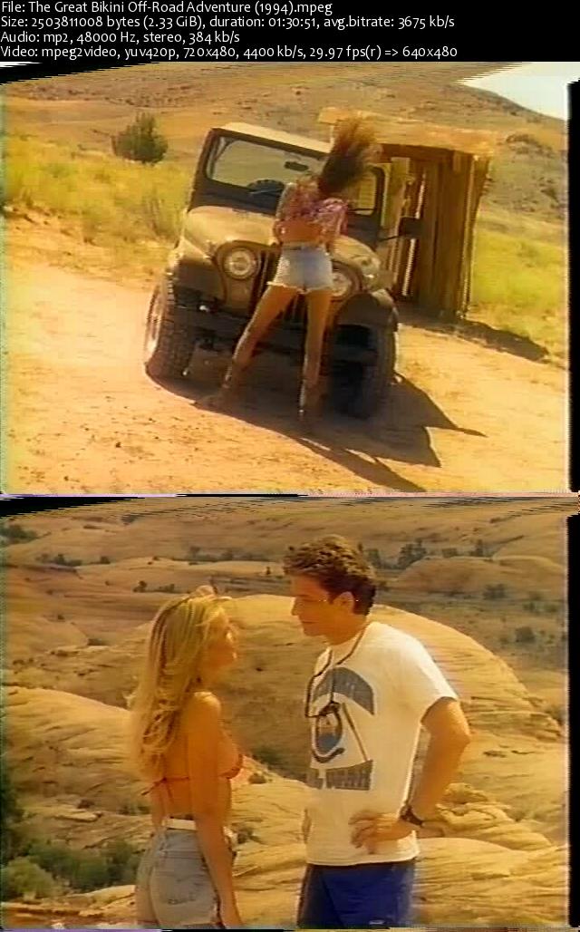 jeep tours Bikini